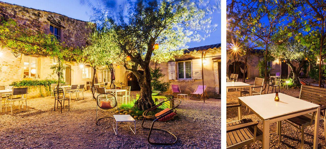 Location chambre d 39 hotes en provence dans un endroit calme for Chambres d hotes vaison la romaine avec piscine