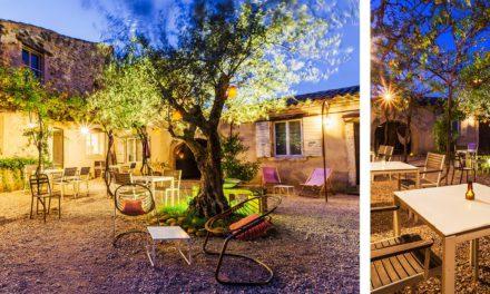 Chambre d'hotes avec piscine proche d'Avignon