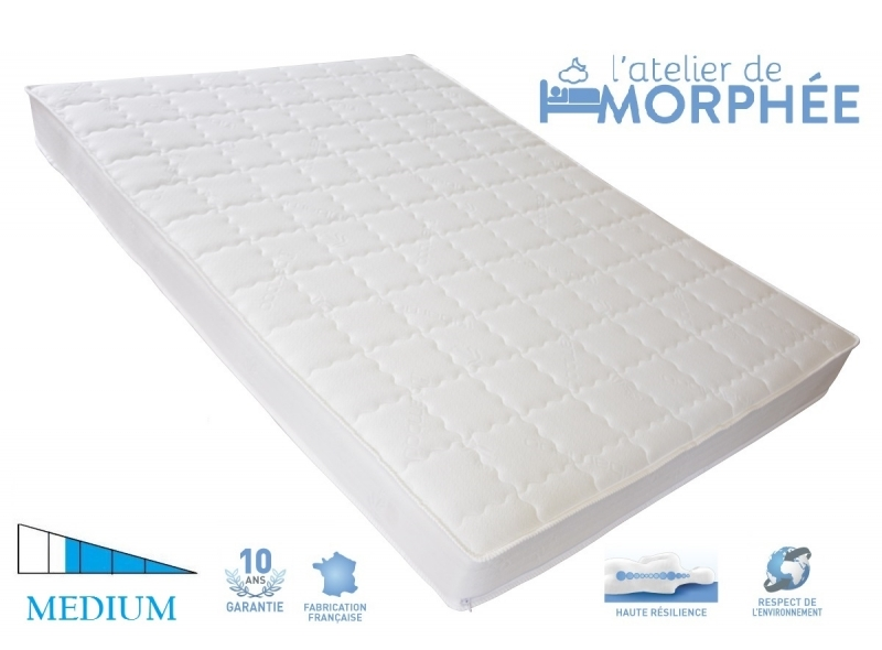 Matelas Made in France pas cher