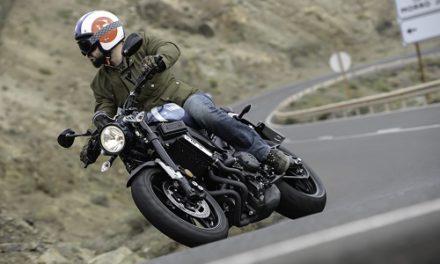Suivre des cours de moto chez Stéphane