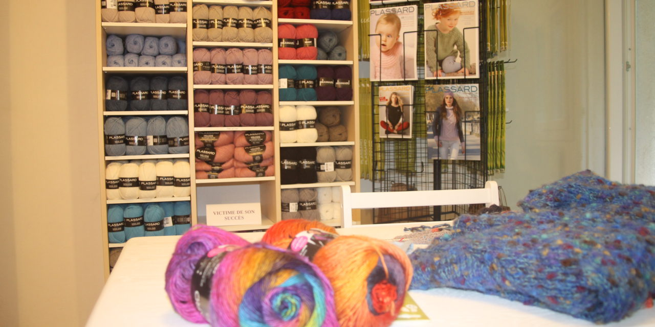 Laines Plassard : Des fils à tricoter vraiment extraordinaires !