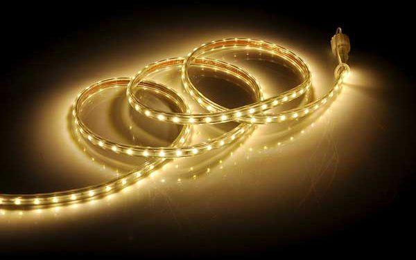 Le ruban LED, idéal pour la déco d'une chambre d'ados